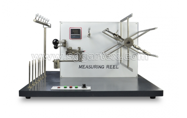 Electronic Yarn Wrap Reel Machine GT-A06