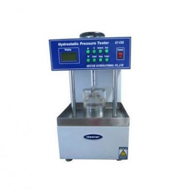 Hydrostatic Head Testing equipment  GT C- 26