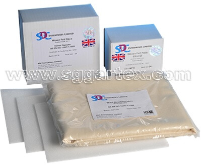 SDCE Wool Abradent